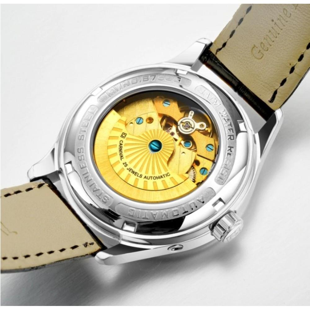Мужские часы Carnival Kinetic