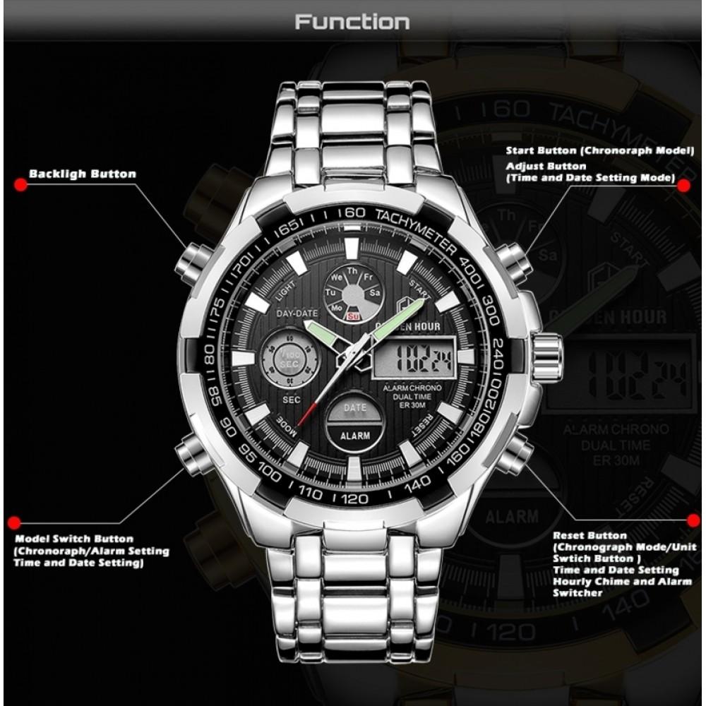 Мужские часы GoldenHourTitan