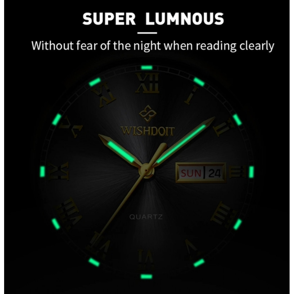 Мужские часы WishDoIt World