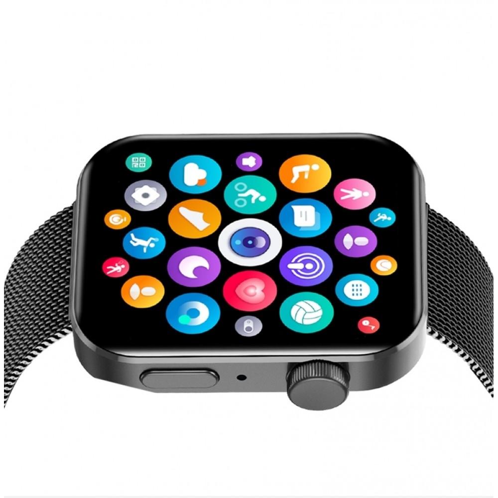 Смарт часы Smart Extra Black