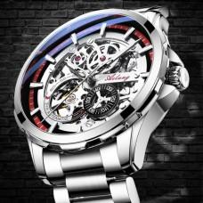 Мужские часы Ailang Sceleton