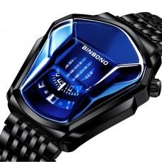 Мужские часы Hemsut Binbono Black