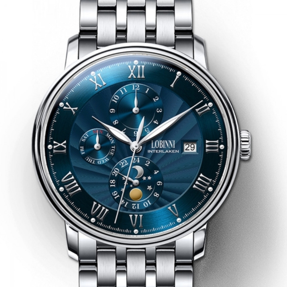 Мужские часы Lobinni Millionare