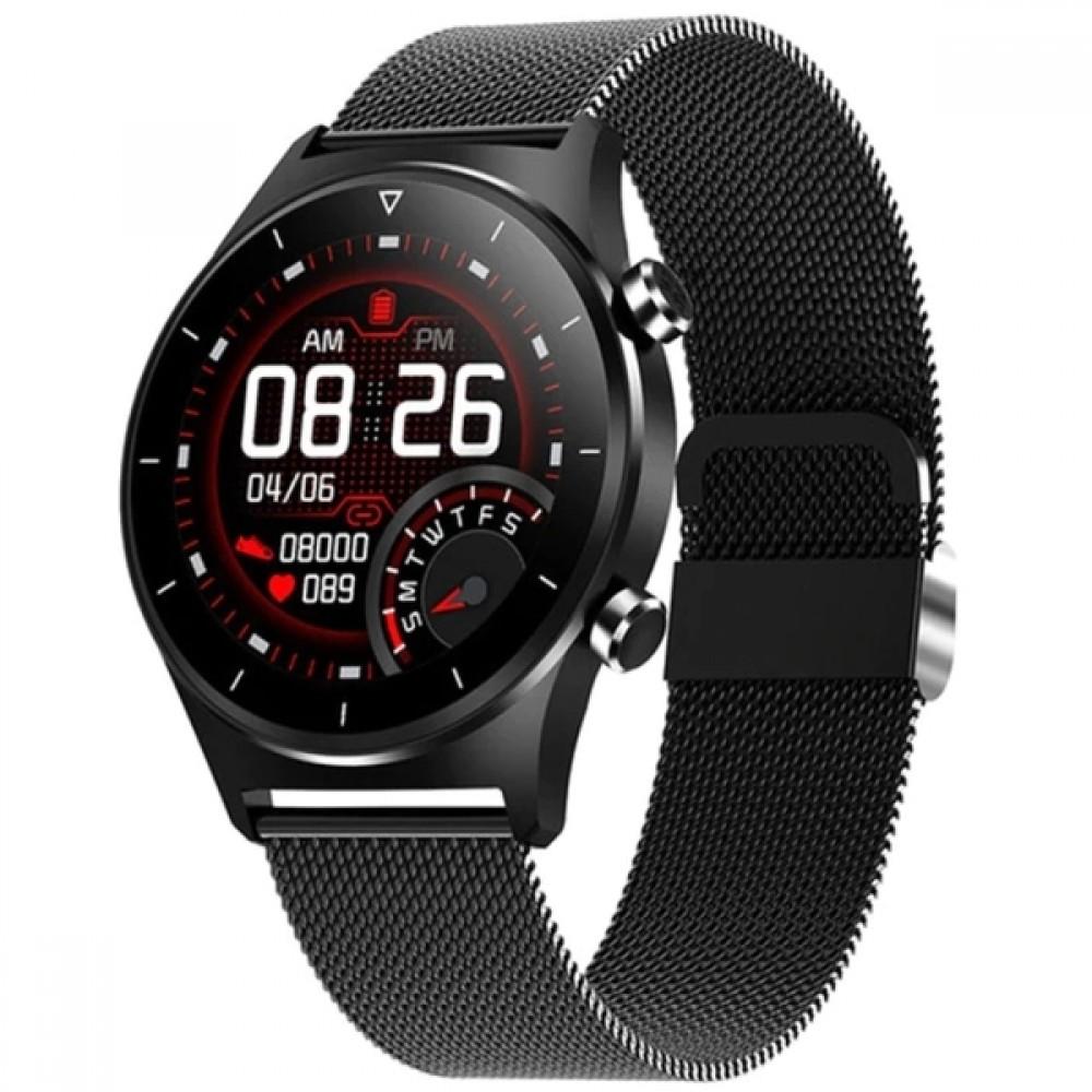 Умные часы Смарт часы Smart AirSport Black