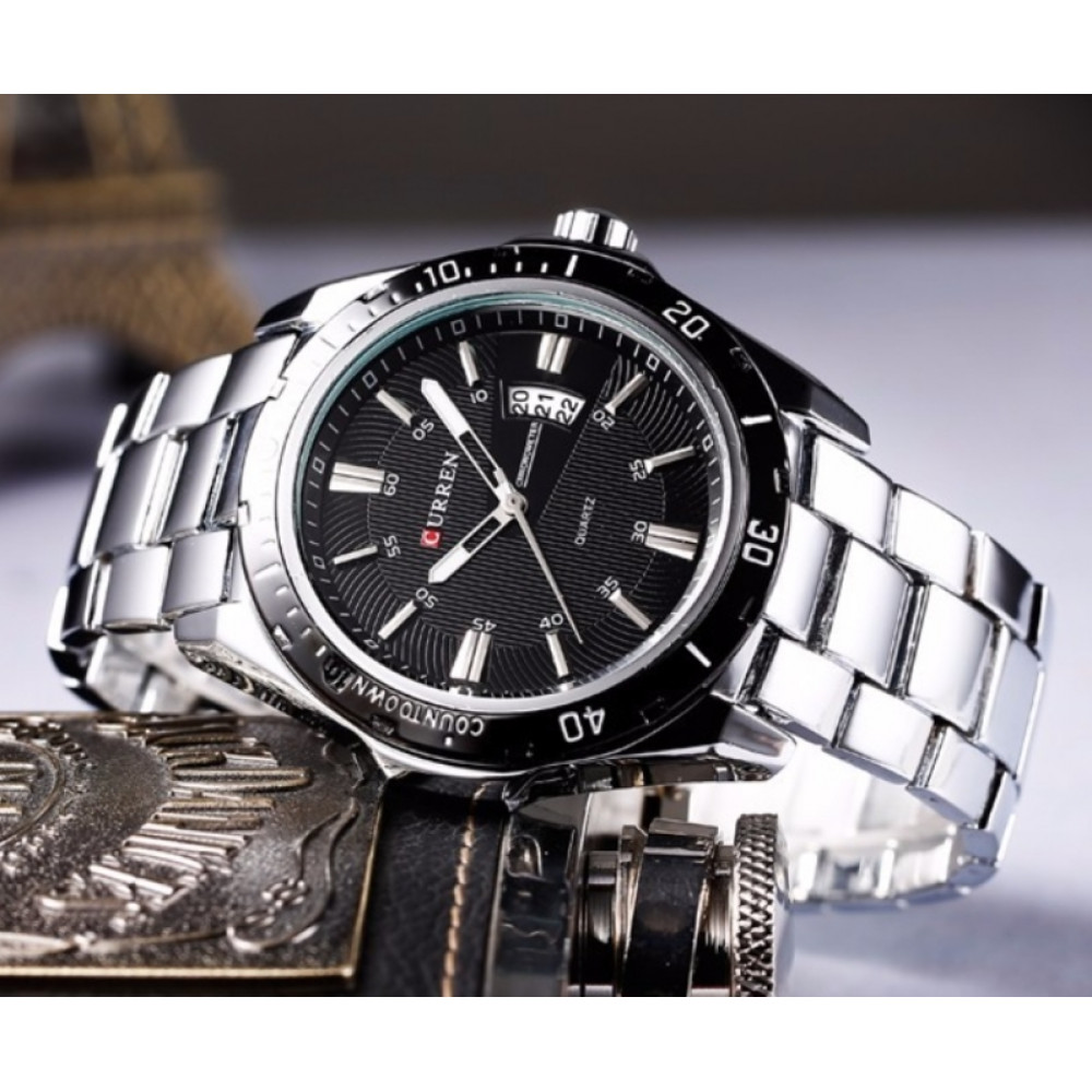 Мужские часы Curren Quartz