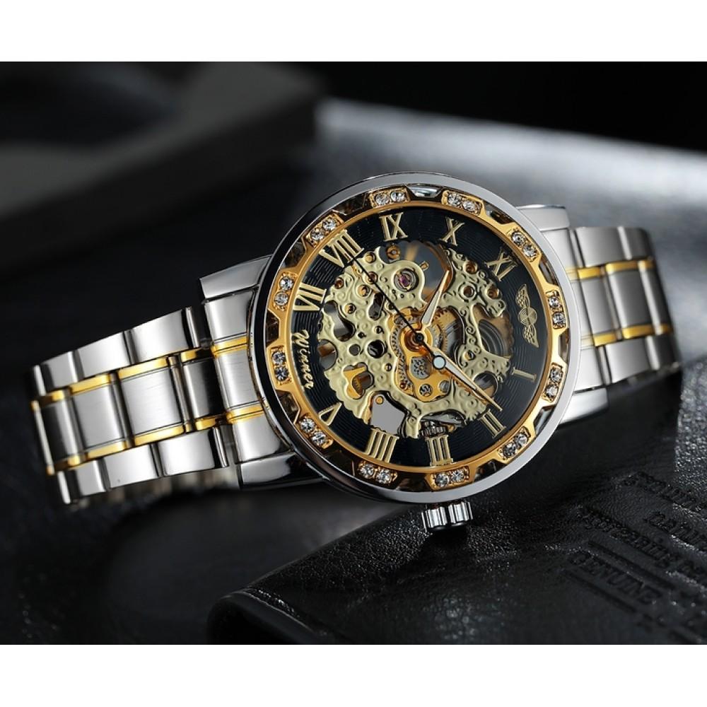 Мужские часы Winner Naturale