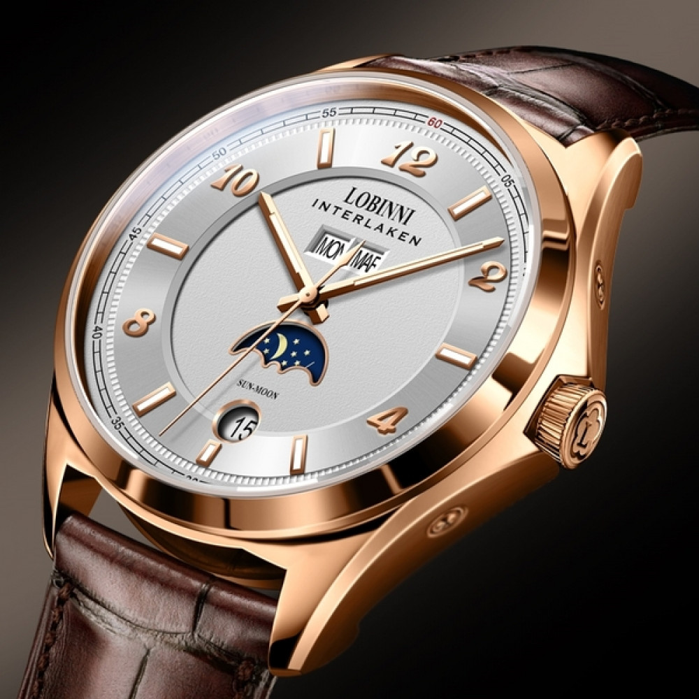 Мужские часы Lobinni Premium