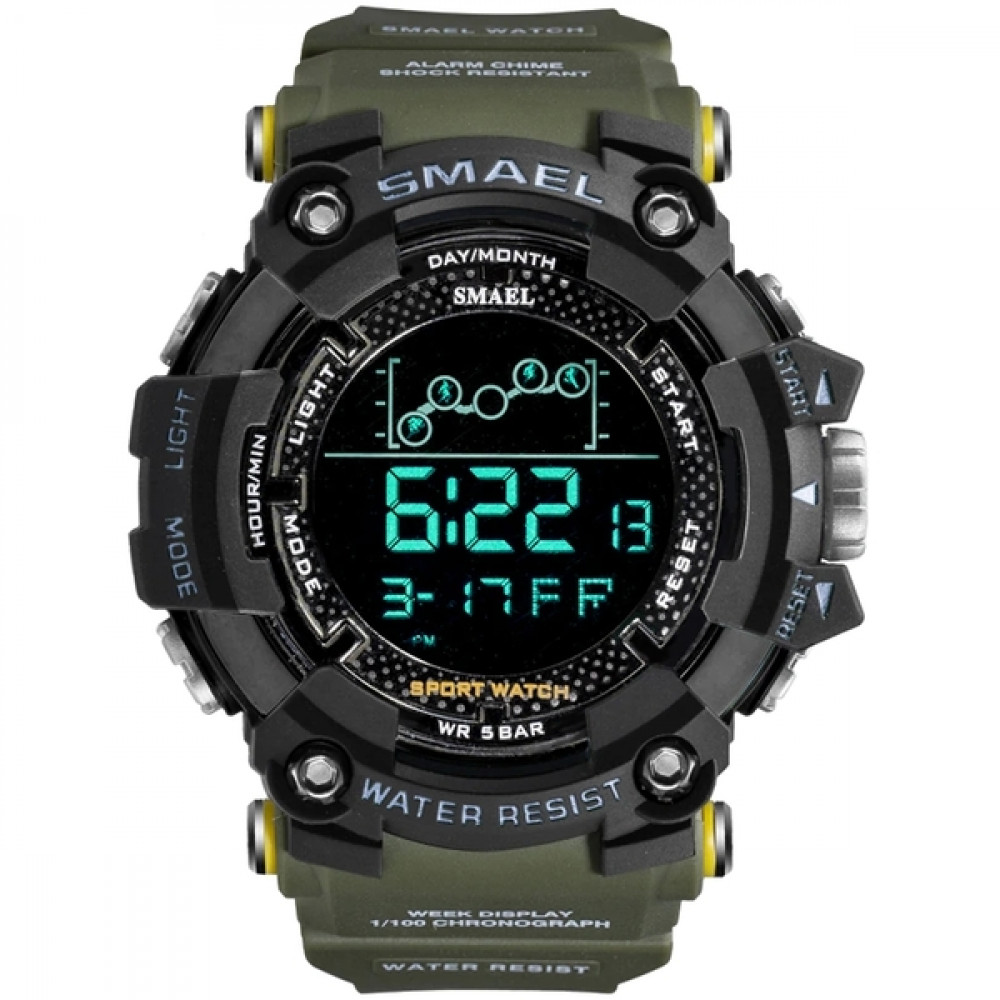 Мужские часы Smael Makro