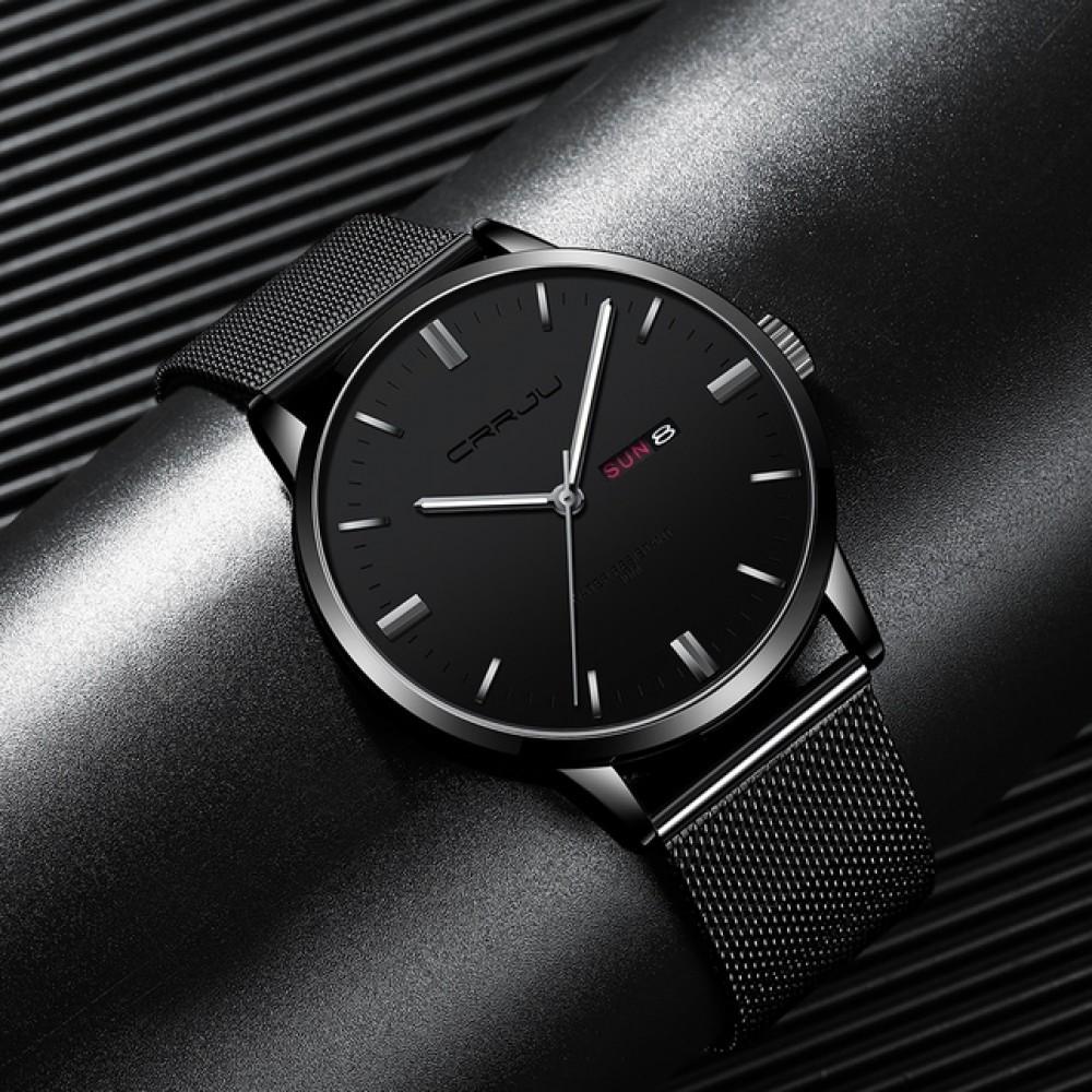 Мужские часы Crrju Minimal