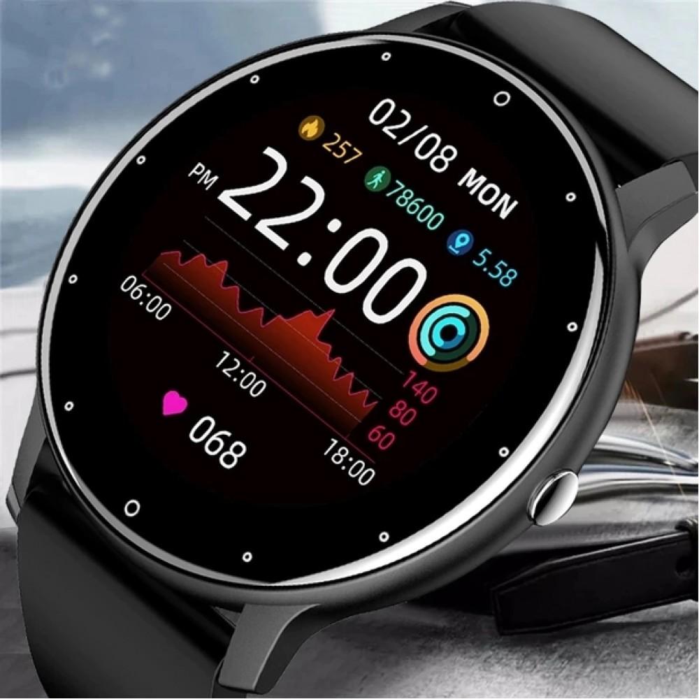 Смарт часы Smart Classic Black