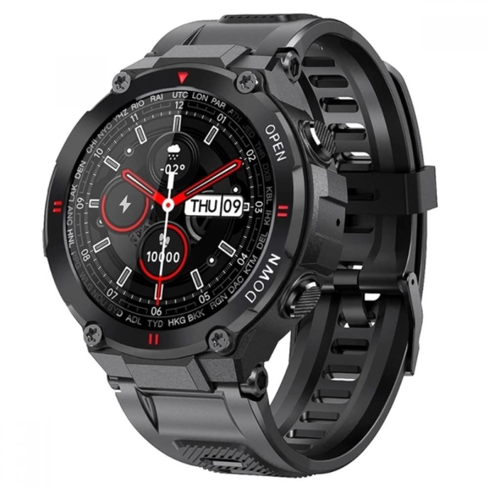 Умные часы Смарт часы Smart Extreme Ultra Black