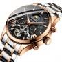 Мужские часы Guanquin Prestige Gold