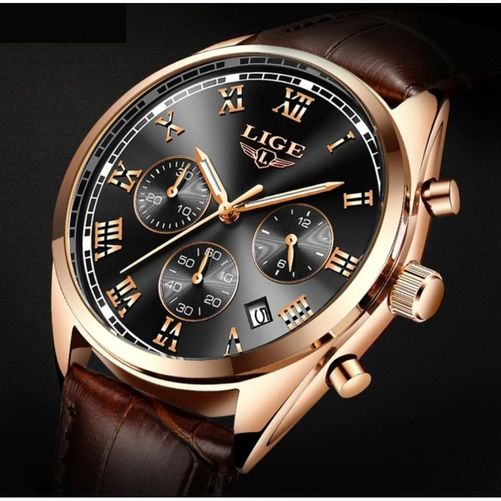Мужские часы Lige Klaus