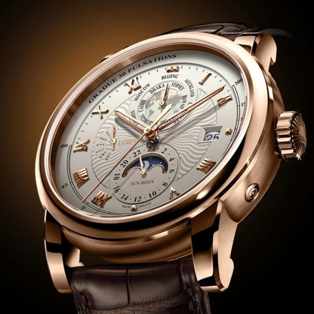 Мужские часы Lobinni Business