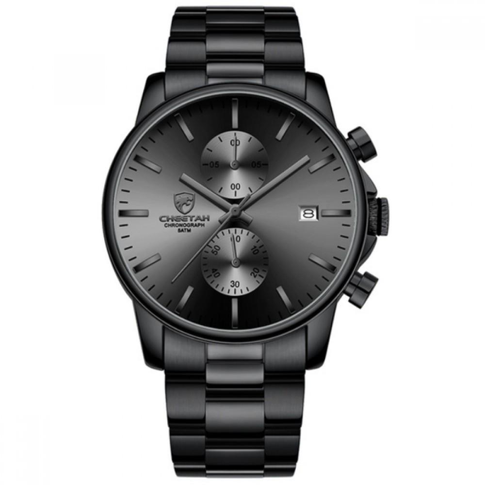 Мужские часы Cheetah Mars Black