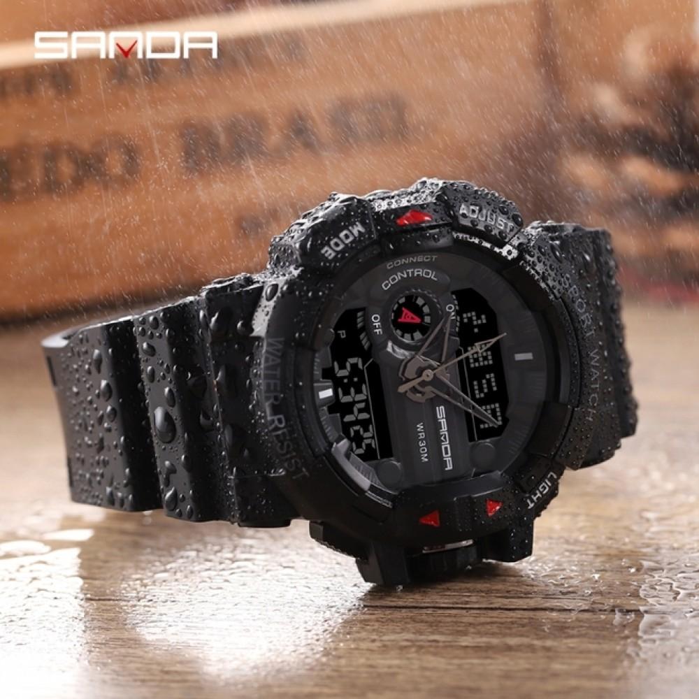 Мужские часы Sanda Box