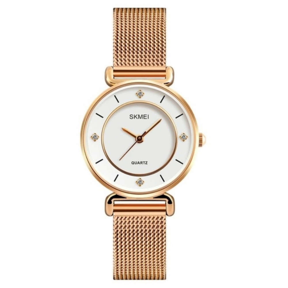 Женские часы Skmei BatterflySteel