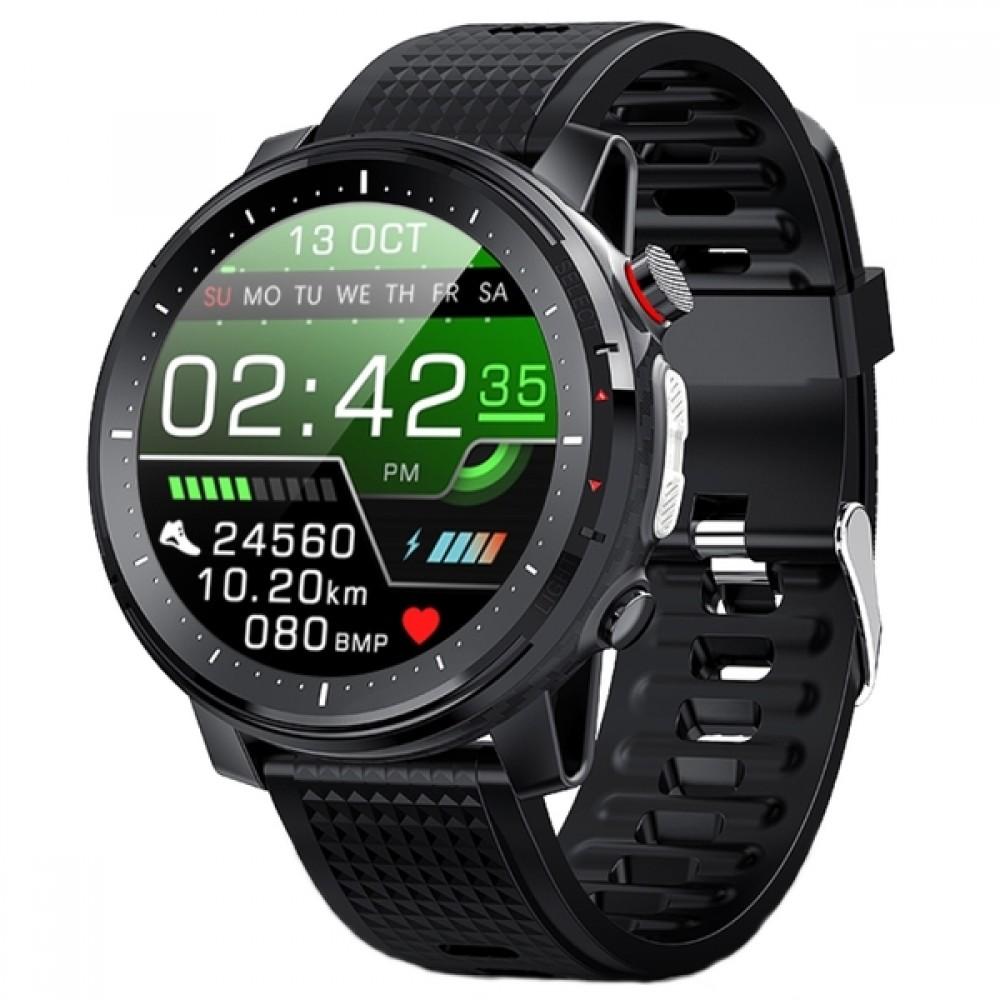 Смарт часы Smart Space Turbo Black