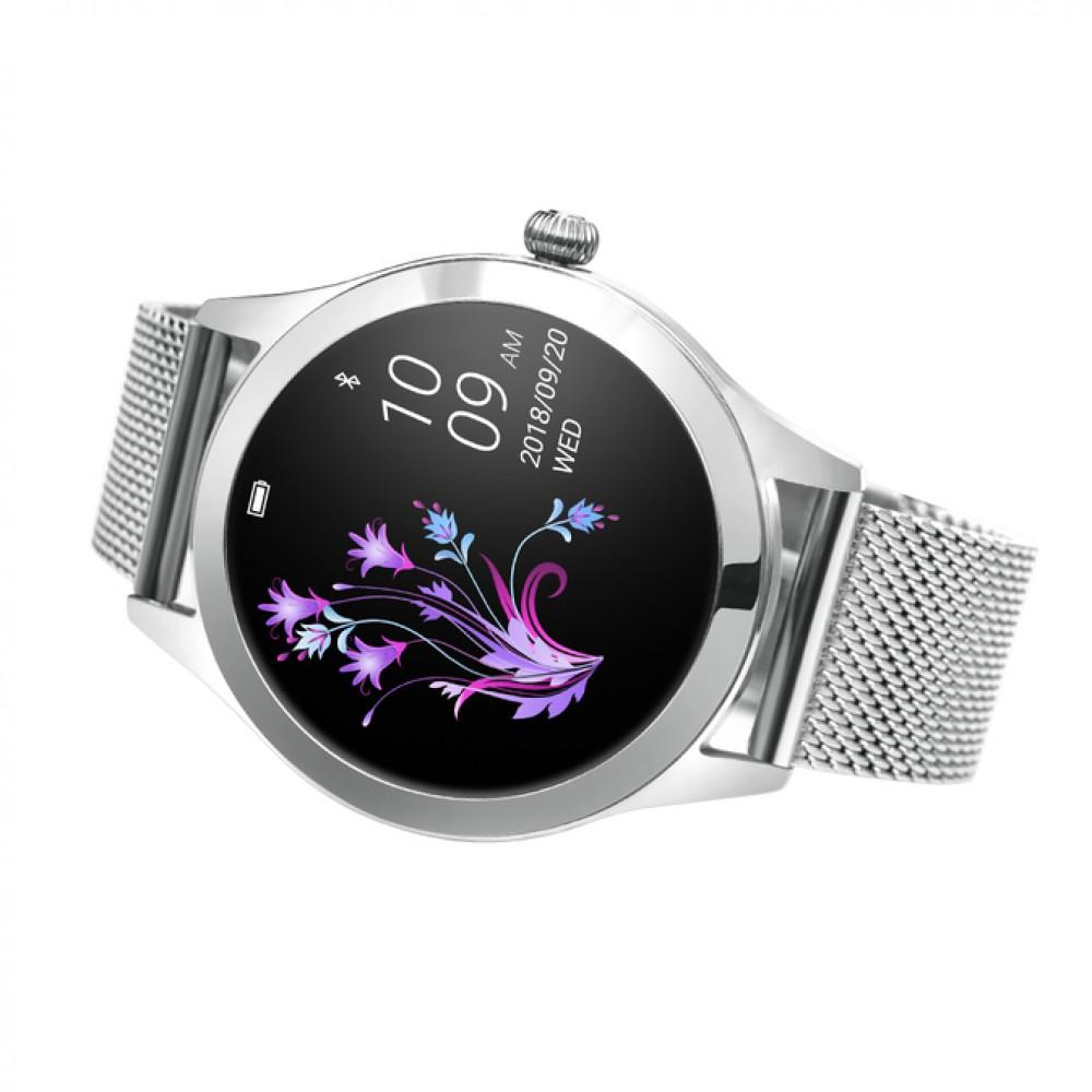 Умные часы Смарт часы Smart VIP Lady Silver