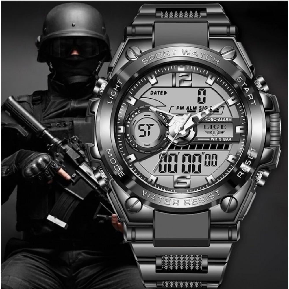 Мужские часы Lige Sport