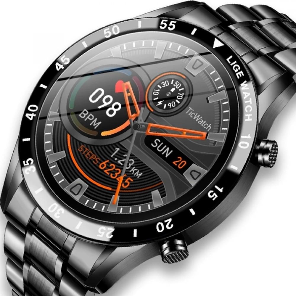 Смарт часы Smart Power Nano Black