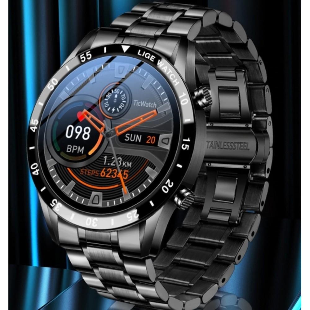 Умные часы Смарт часы Smart Power Nano Black