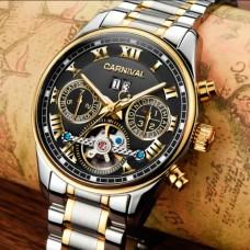 Мужские часы Carnival Sappfire Silver