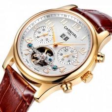Мужские часы Carnival Swiss Brown