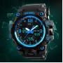 Мужские часы Skmei Hamlet Blue 1155B