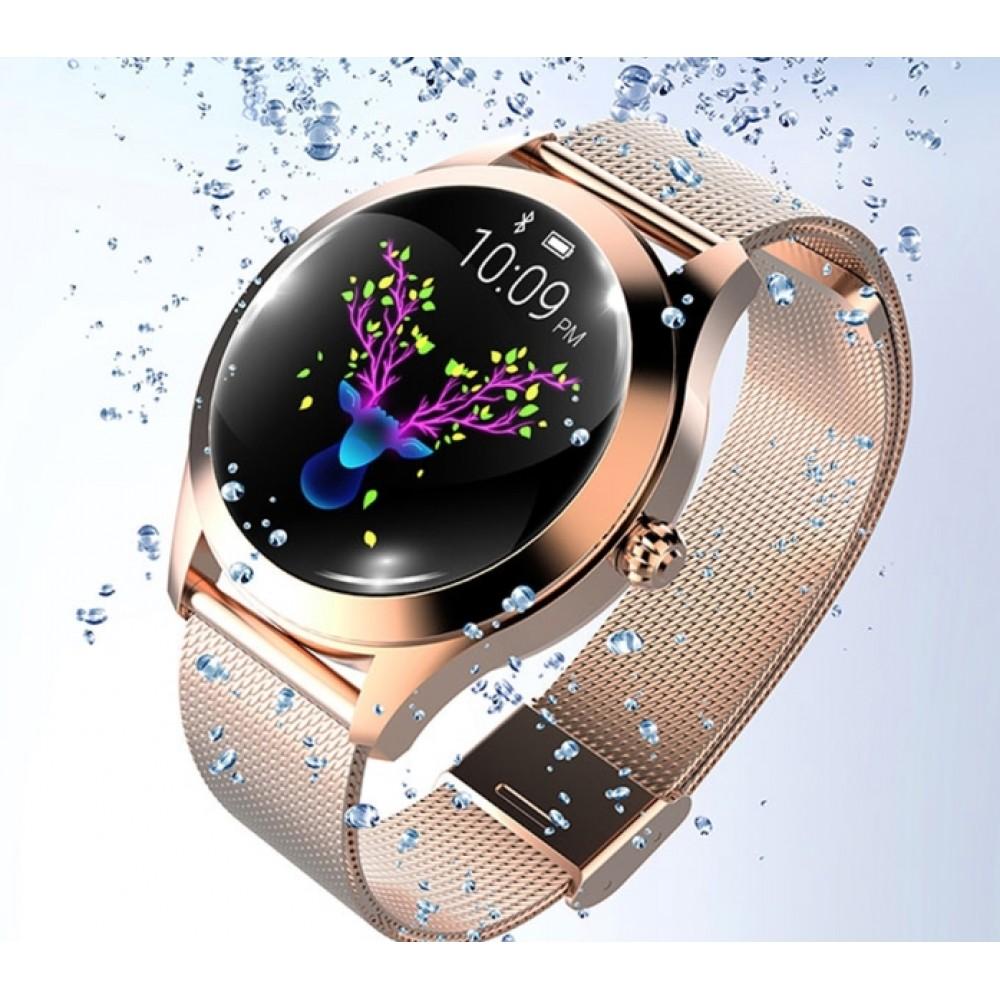 Умные часы Женские часы Smart VIP Lady Gold
