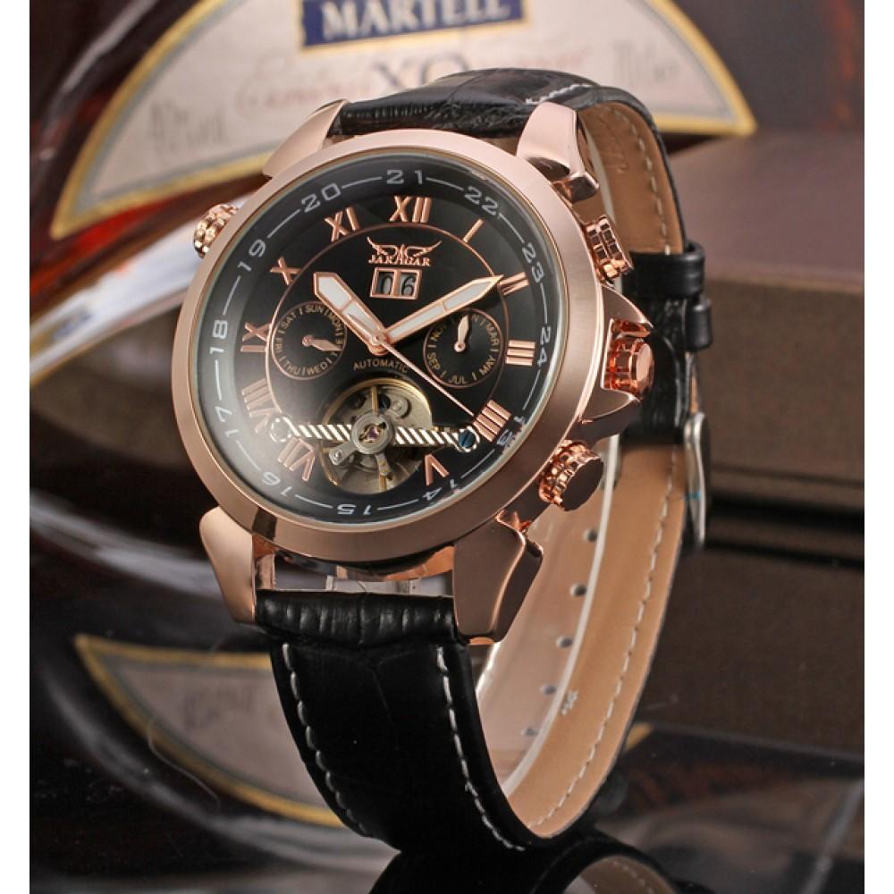 Мужские часы Jaragar Turboulion