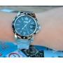 Спортивные мужские наручные часы Skmei Robby Steel 0992S