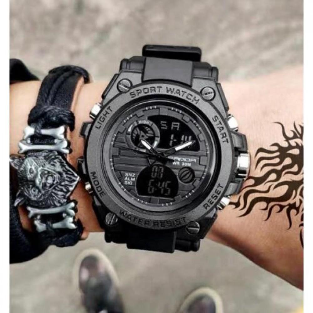 Мужские часы Sanda Tattoo