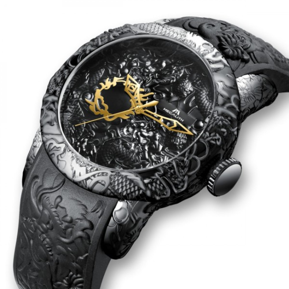 Мужские часы MegaLith Dragon