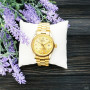 Rolex Date Just New All Gold