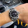 Rolex Submariner AAA Date Silver-Black