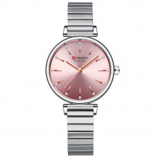Curren 9081 All Silver