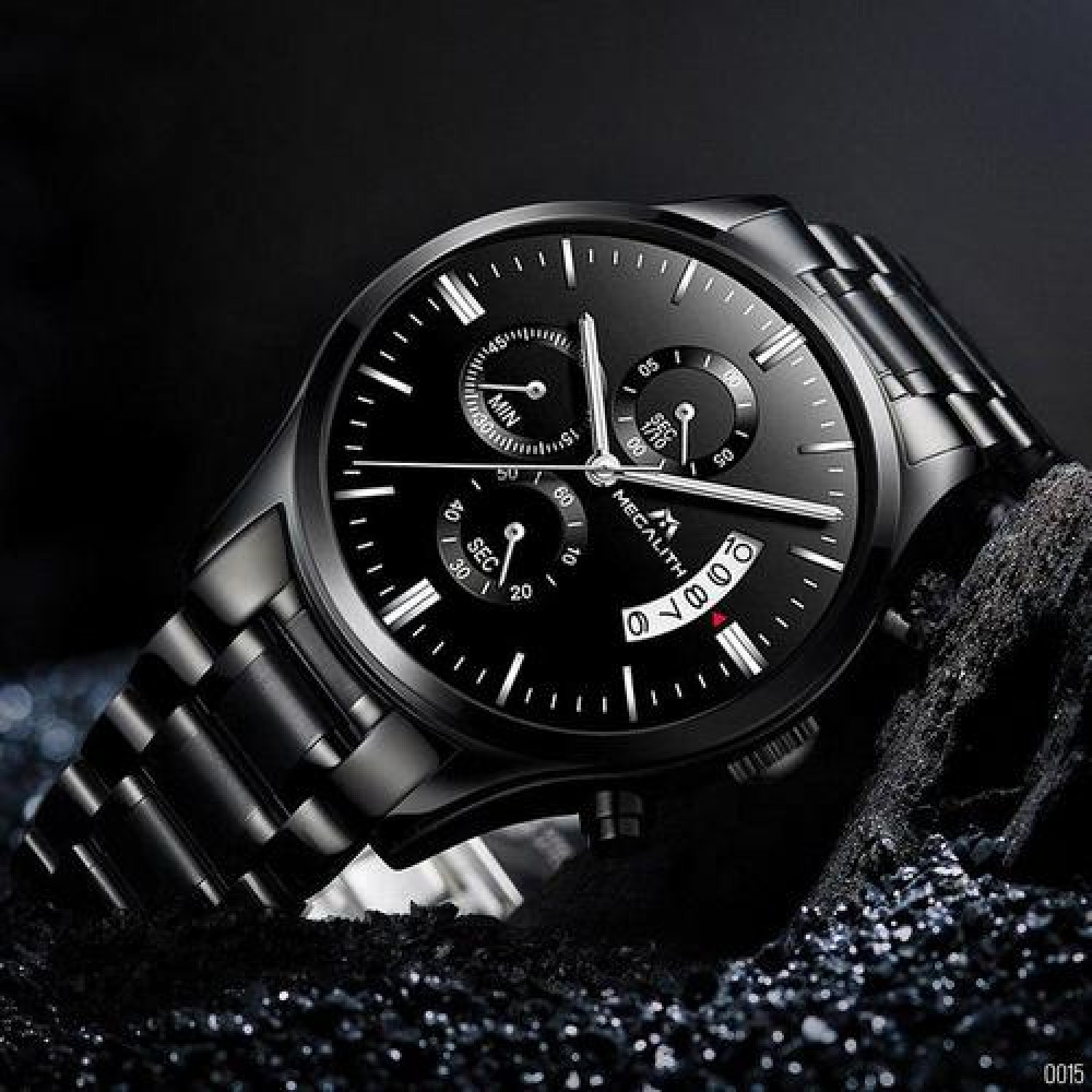 Megalith 0105M All Black