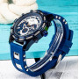 Megalith 8042M Blue-Silver