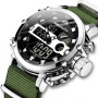 Megalith 8051M Green-Silver-Black