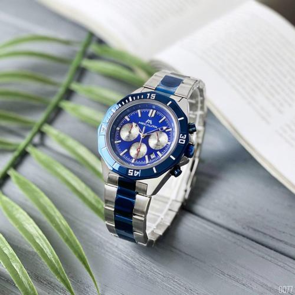 Megalith 8206M Silver-Blue