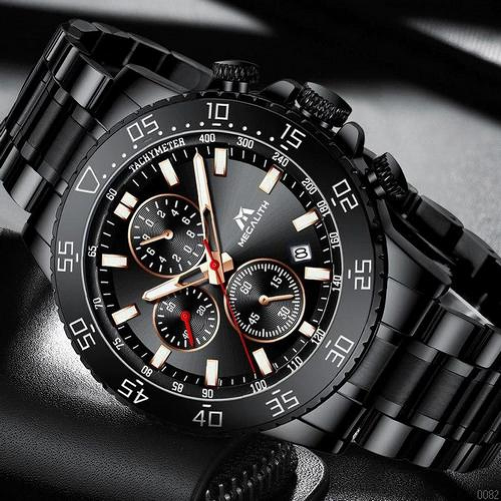 Megalith 8087M All Black