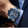 Megalith 8087M Silver-Blue