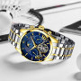 Megalith 8092M Silver-Gold-Blue