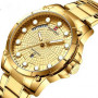 Naviforce NF9152 All Gold