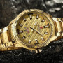 Naviforce NF9090 All Gold