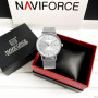 Naviforce NF3008G All Silver