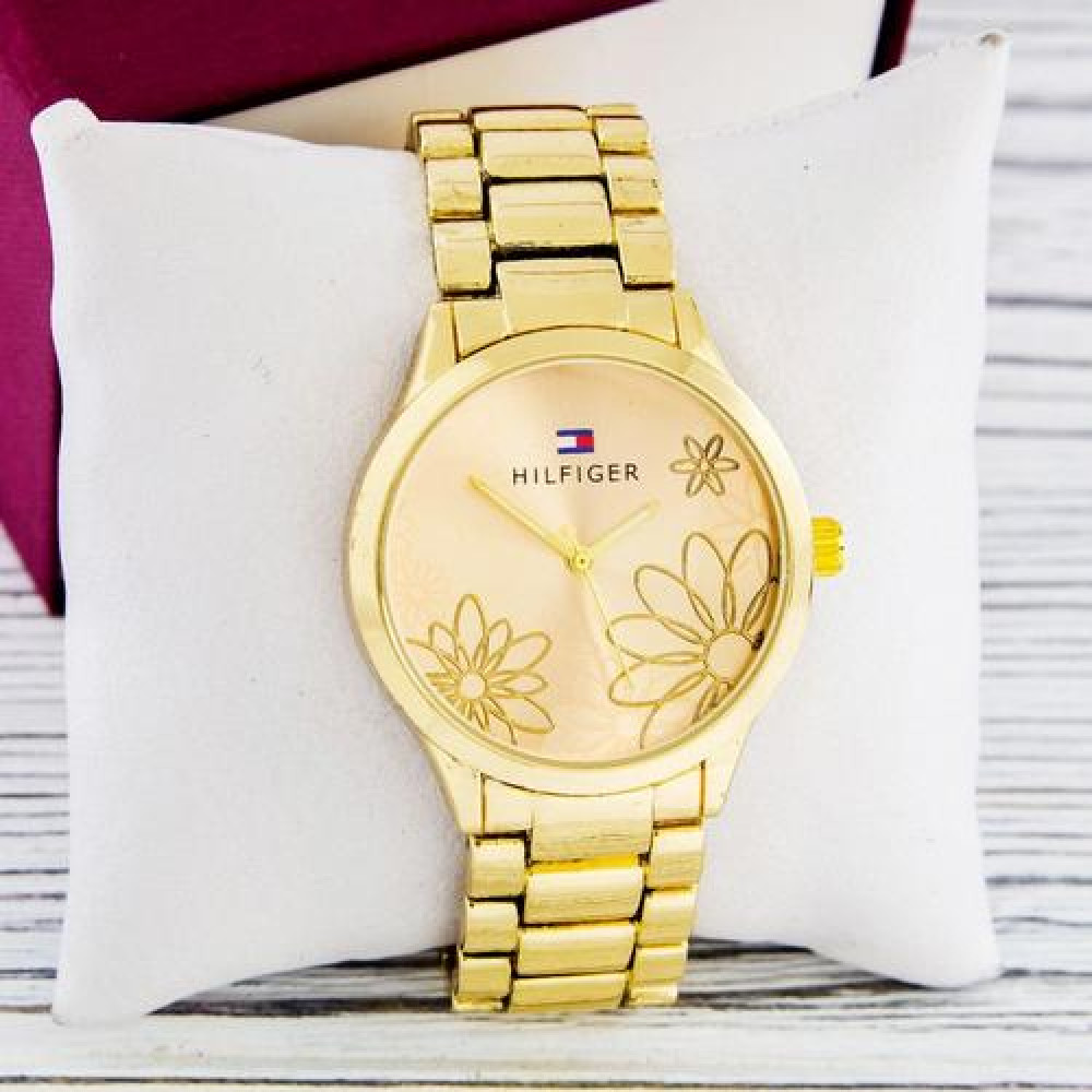 Tommy Hilfiger 8407 All Gold