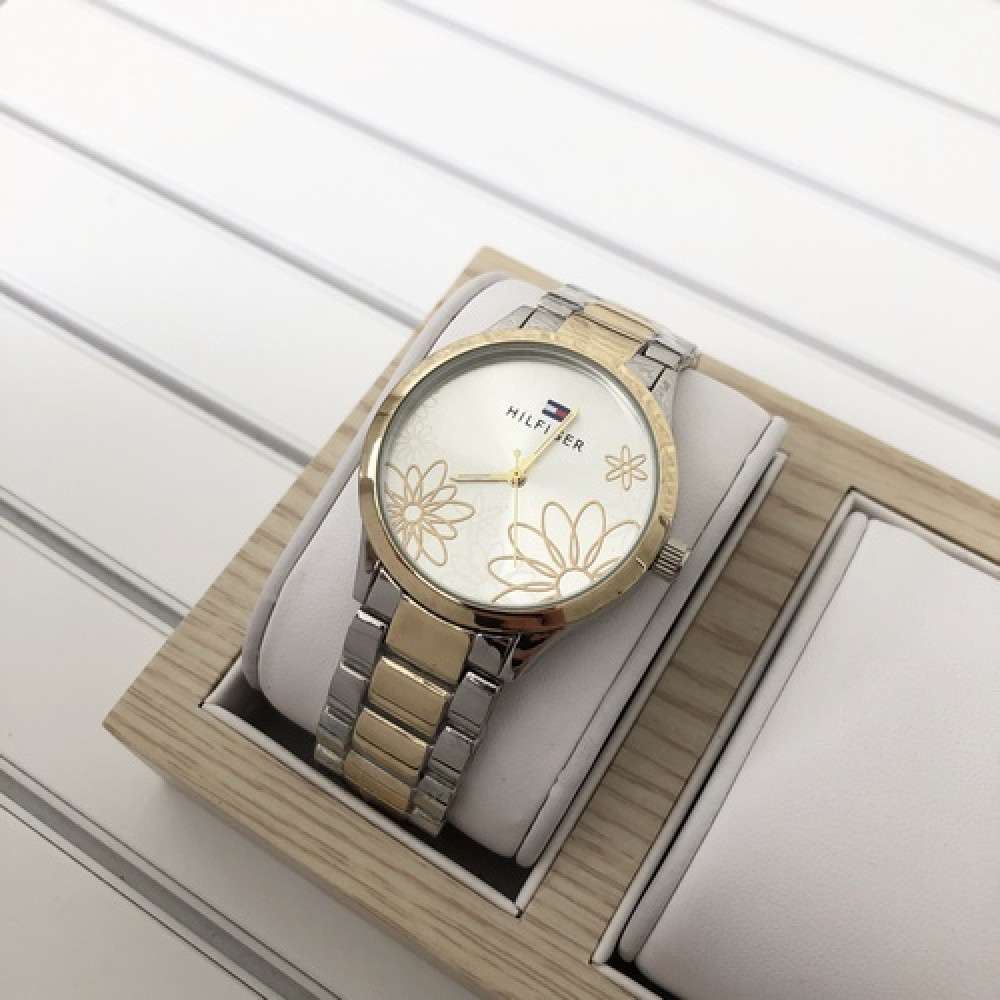 Tommy Hilfiger 8407 Silver-Gold-Silver